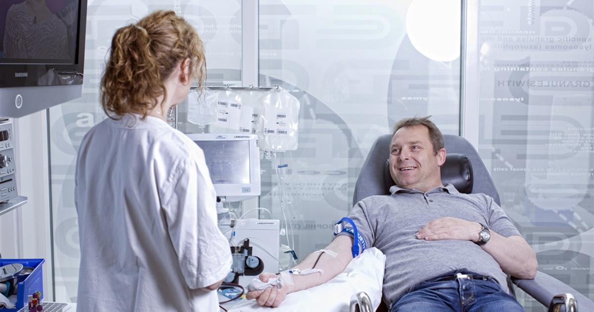 Bli blodgiver om du har mulighet • | malinsvirkelighet